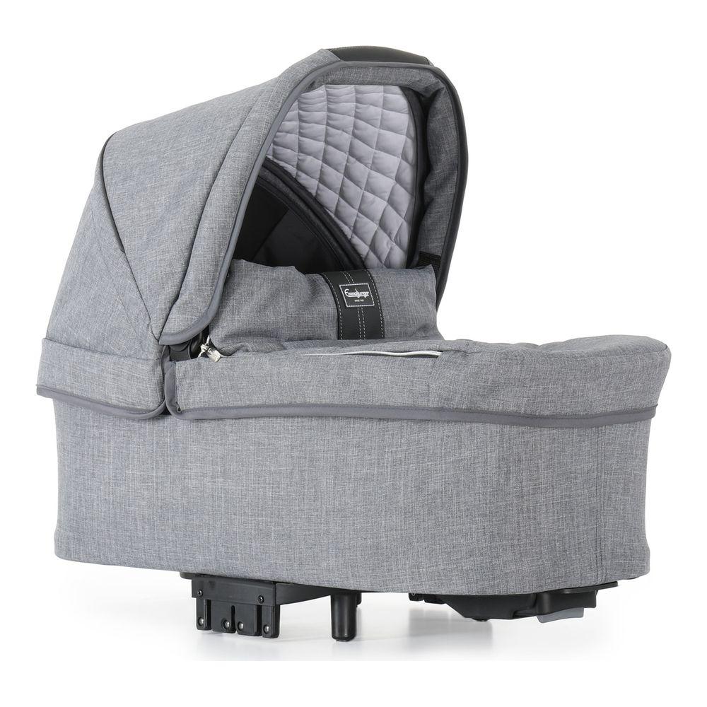 Люлька Emmaljunga NXT 3.0 lounge grey
