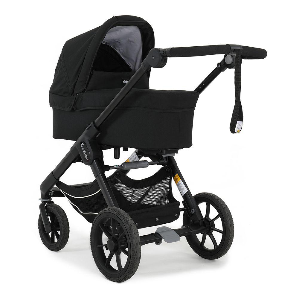 Emmaljunga NXT90 Classic Stroller Set Black
