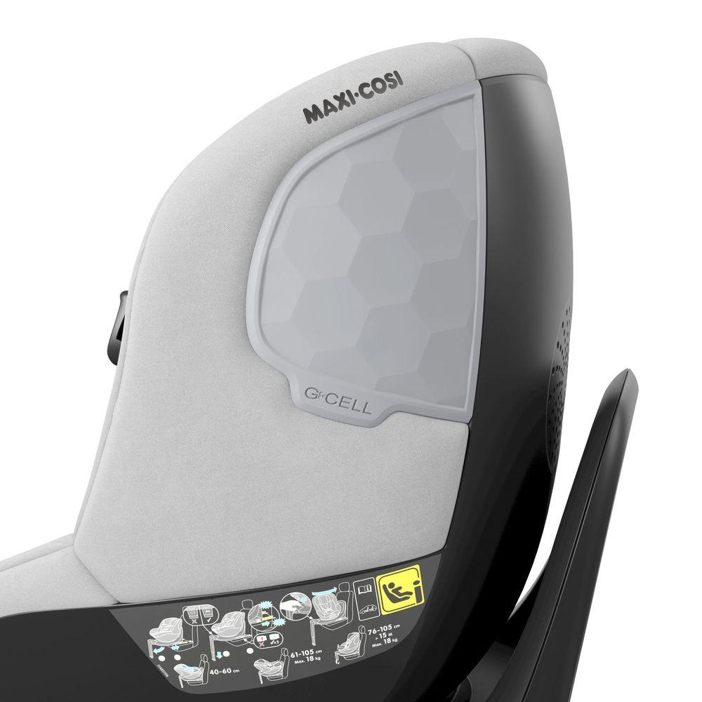 Maxi-Cosi Mica authentic grey
