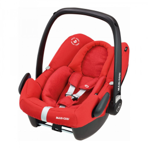 baby carseat maxi-cosi rock nomad red