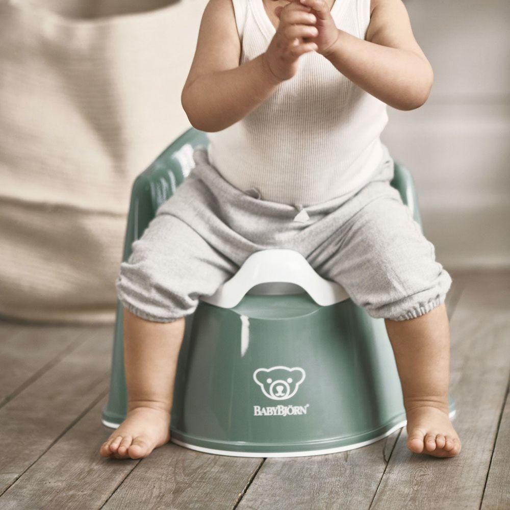 BabyBjörn Chair deep green