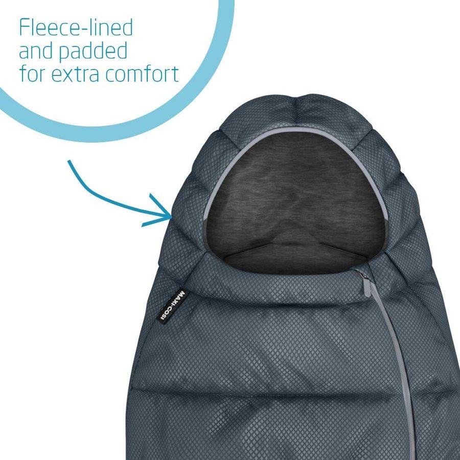 Maxi-Cosi Baby Car Seat Footmuff essential graphite